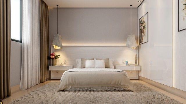 Apartamento com 3 quartos | 1 suíte e 2 semi-suítes | Varanda Gourmet | 2 vagas | Bairro F - Foto 2