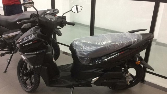 Nova Scooter Neo 125 Sem Entrada  - Foto 4