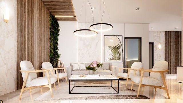 Apartamento com 3 quartos | 1 suíte e 2 semi-suítes | Varanda Gourmet | 2 vagas | Bairro F - Foto 10
