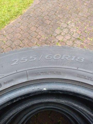 Jogo de pneus aro 18 - Foto 5
