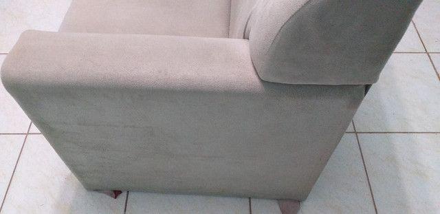 Vendo sofá de 2 lugares  - Foto 4