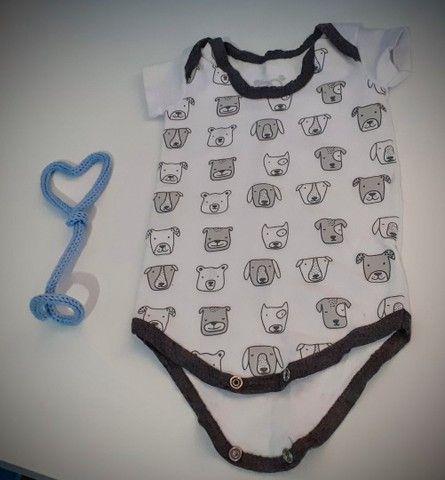 Lote de roupas bebe