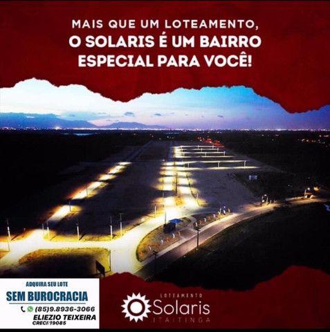 Loteamento Solaris em Itaitinga, com infraestrutura completo! - Foto 9