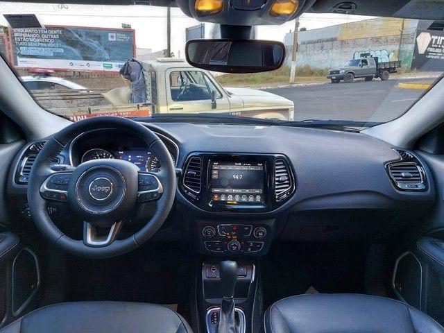 COMPASS 2020/2021 2.0 16V FLEX LONGITUDE AUTOMÁTICO - Foto 7