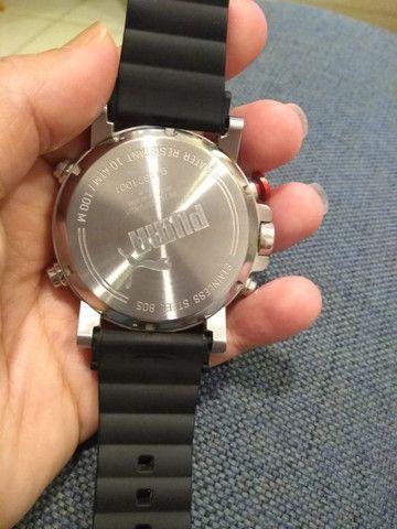 Relógio Puma original anadigi supernovo (baixei pra vender logo) - Foto 6