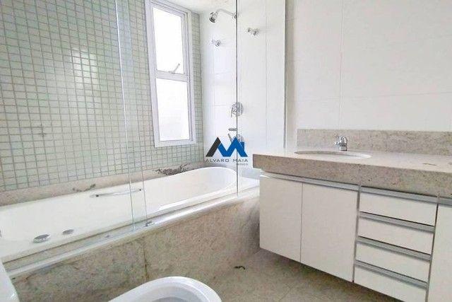 Apartamento à venda com 4 dormitórios em Santo antônio, Belo horizonte cod:ALM1773 - Foto 8