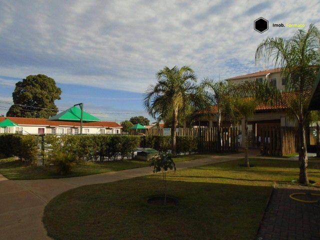 Apartamento com 2 dormitórios para alugar, 55 m² por R$ 1.100,00/mês - Rita Vieira - Campo - Foto 14