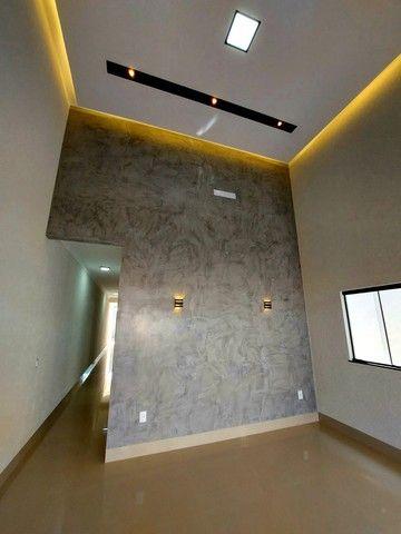 Casa para venda com 125 metros quadrados com 3 quartos no Residencial Veredas dos Buritis - Foto 4