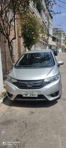 Honda fit lx flexone 2015 automático baixo km