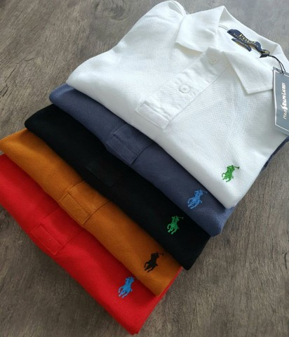 Camisas Polo Importadas - Foto 3