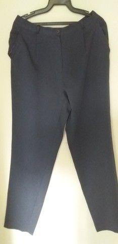 25 conjunto blazer + calça Cenarium Tam M (NOVO) - Foto 2