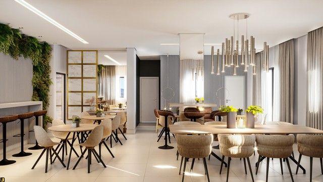 Apartamento com 3 quartos | 1 suíte e 2 semi-suítes | Varanda Gourmet | 2 vagas | Bairro F - Foto 13