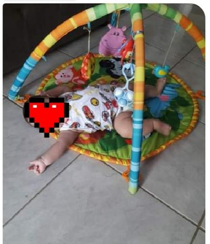 Pra vender logo, Tapete Infantil pra Atividades - Foto 3
