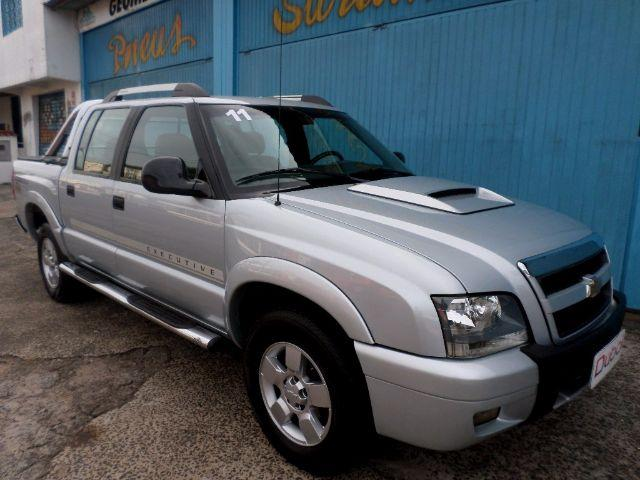 CHEVROLET S10 EXECUTIVE CD 4X2 2.8 TURBO DIESEL 2011