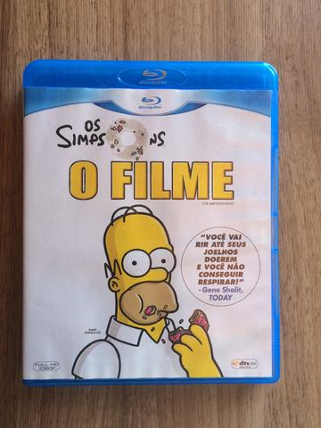 Dvd Os Simpsons