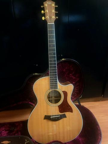 Violao taylor 414ce limited edition