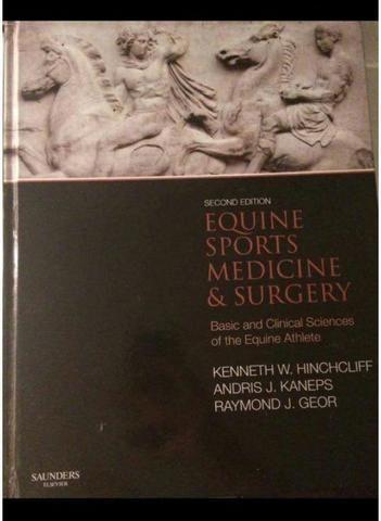 Equine Sports Medicine & Surgery