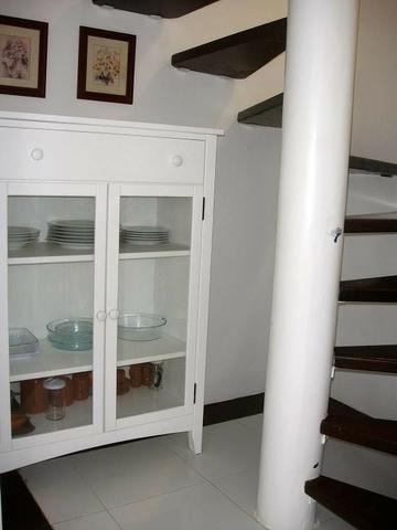 Apartamento Duplex Praia do Forte 151m² 2 suítes 2 vagas, decorado mobiliado - Foto 12