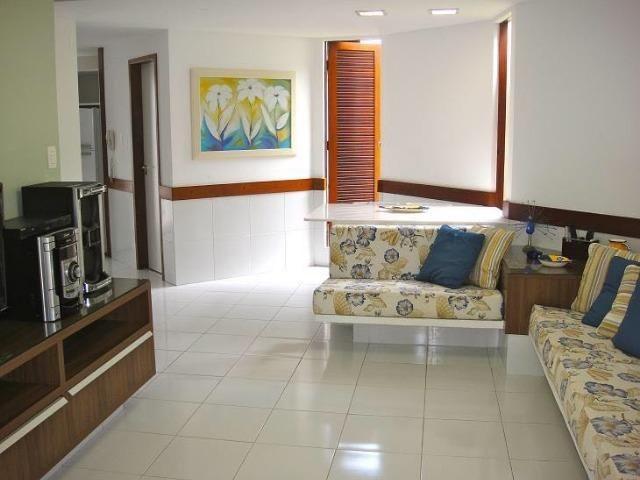 Apartamento Duplex Praia do Forte 151m² 2 suítes 2 vagas, decorado mobiliado - Foto 11
