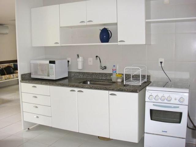 Apartamento Duplex Praia do Forte 151m² 2 suítes 2 vagas, decorado mobiliado - Foto 7