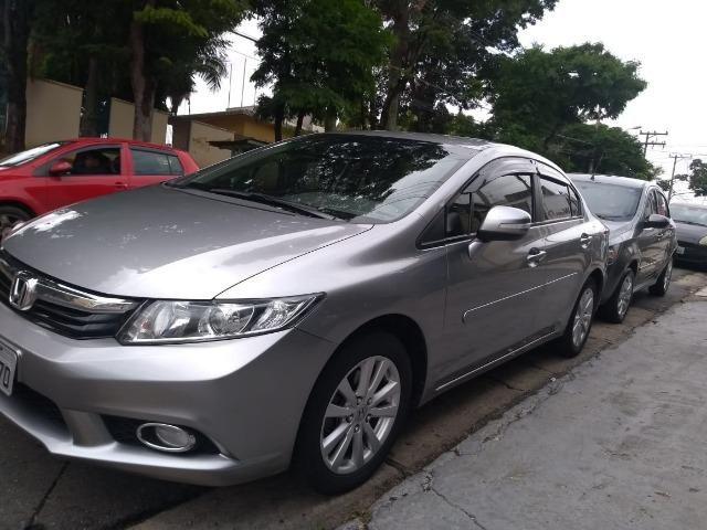 Honda Civic LXL Impecável 2013