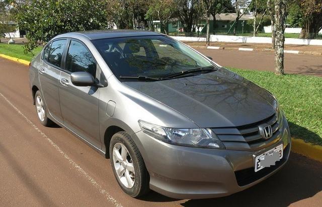 Honda City Sedan LX 2011   Chave Reserva E Manual  Revisado Na Honda Até  80mil