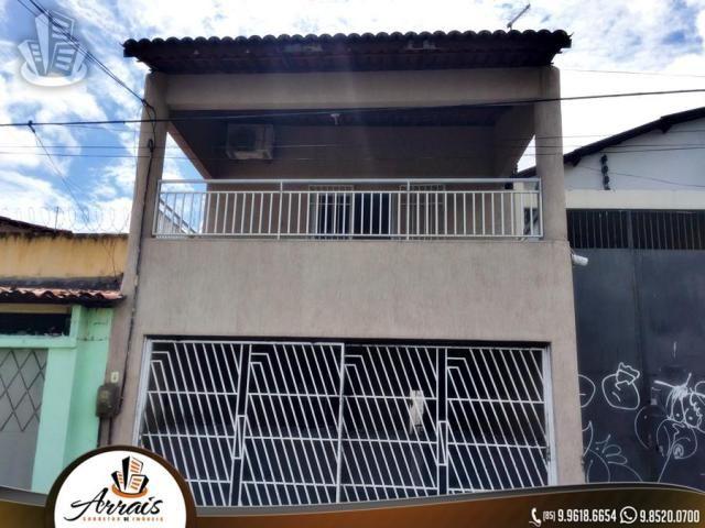 Casa residencial à venda, Jardim América, Fortaleza.