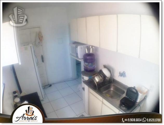 Apartamento residencial à venda, Benfica, Fortaleza. - Foto 9