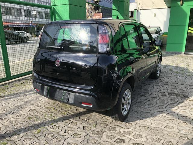 Nova Fiat Uno Drive 1.0 Completa Preta 2018 - Foto 4