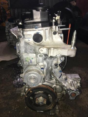 Motor parcial Honda Fit 1.5 2015 com nota - Foto 5
