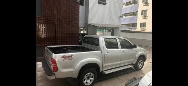 Toyota Hilux 3.0 4x4 Diesel CD 2015 / Ler Anúncio - Foto 8