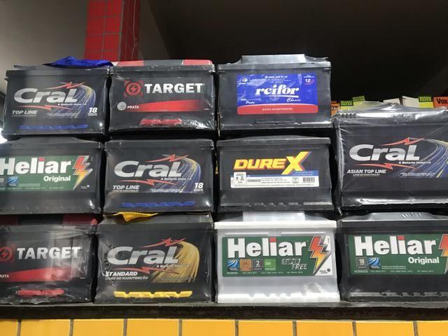 Rolpe Bateria_Temos o Maior Estoque de Baterias Automotivas Com Menor Preço de Salvador!! - Foto 9