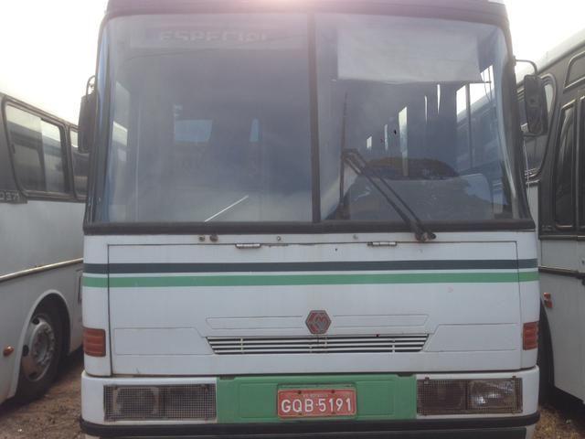 Ônibus rodoviário 46 lugar