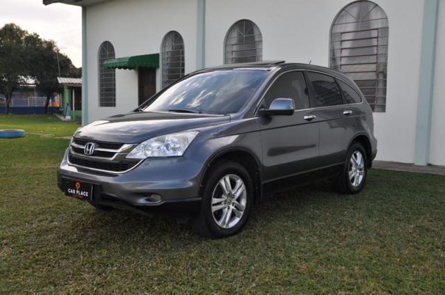 Honda Cr-v Exl 2.0 16v 4wd 2011 Gasolina - Foto 4