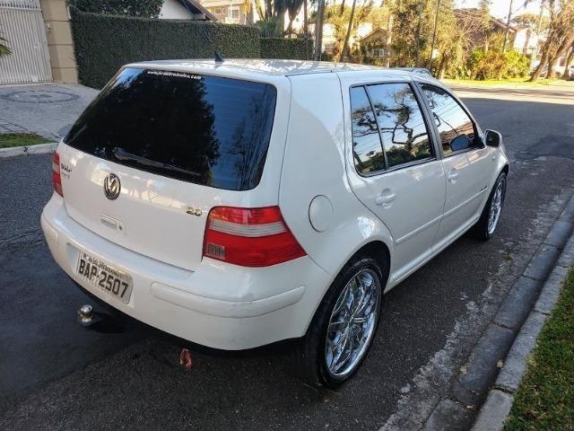 VW Golf 2.0 Lindo - Completo - Rodas Aro 20 - Super Oferta Boa Vista Automóveis - Foto 5