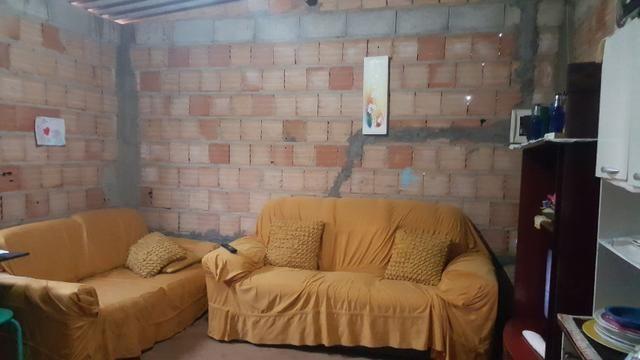 Casa 3 Qtos, Suite, Falta Acabamento, B. Morro da Cruz - Foto 8