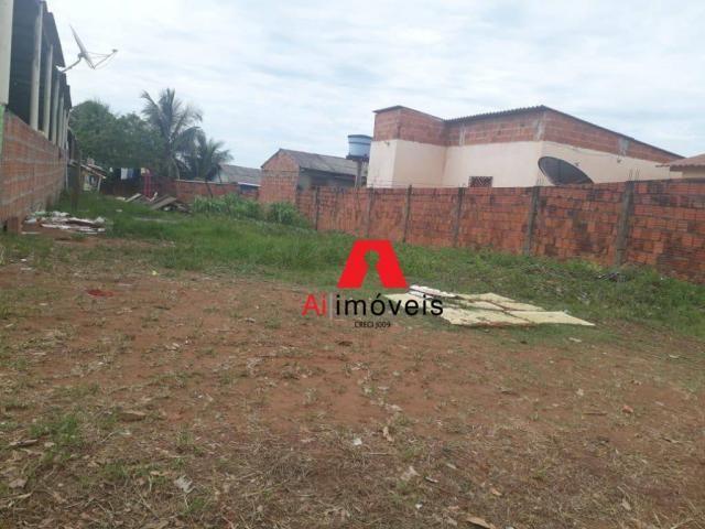 Terreno à venda, 342 m² por R$ 140.000 - Plácido de Castro - Rio Branco/AC - Foto 3