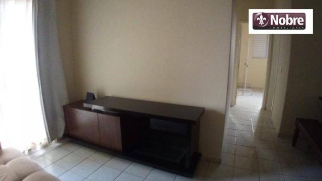 Apartamento para alugar, 68 m² por r$ 1.050,00/mês - plano diretor norte - palmas/to - Foto 10