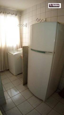 Apartamento para alugar, 68 m² por r$ 1.050,00/mês - plano diretor norte - palmas/to - Foto 20