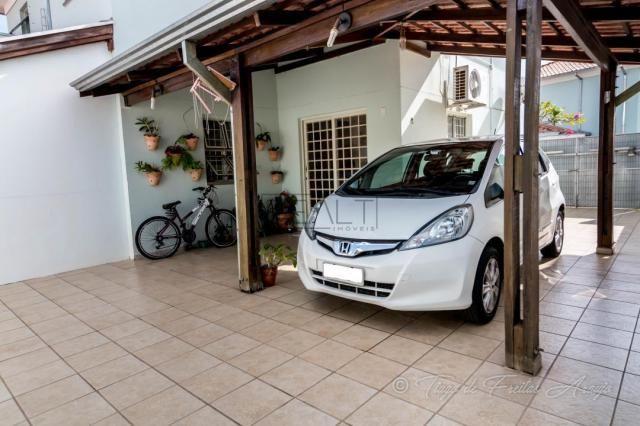 Linda Casa 3 dormitório com Suíte e Garagem Interna no Villa Flora em Sumaré - Foto 16