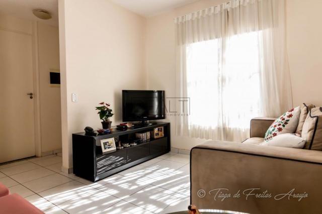 Linda Casa 3 dormitório com Suíte e Garagem Interna no Villa Flora em Sumaré - Foto 5
