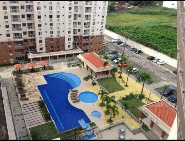 Eco Parque na BR, apto 2 quartos sendo 1 suítes, R$ 220 mil / *