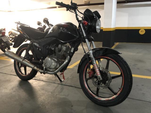 Moto Cg fan 150 2012 és - Foto 4