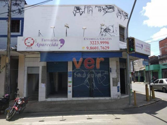 Ponto para alugar, 200 m² por R$ 5.000,00/mês - Centro - Fortaleza/CE - Foto 2