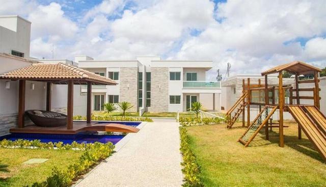 Casa Duplex em condomínio na Lagoa Redonda com 3 suítes - Foto 17