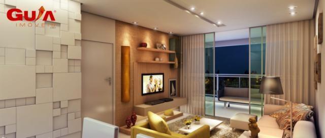 Apartamentos novos com 03 quartos a venda no cambeba - Foto 3