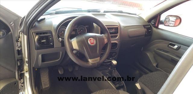 FIAT STRADA 2012/2013 1.6 MPI TREKKING CE 16V FLEX 2P MANUAL - Foto 9