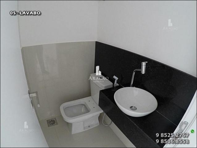 Apartamento à venda, 124 m² por r$ 1.150.000,00 - meireles - fortaleza/ce - Foto 7