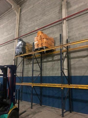 Longarina FIEL 2,20 MTS - 2.400 kgs por nivel - R$ 67,00 cada - Foto 5