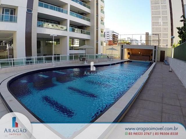 Apartamento com 3 dormitórios à venda, 121 m² por r$ 800.000,00 - aldeota - fortaleza/ce - Foto 16